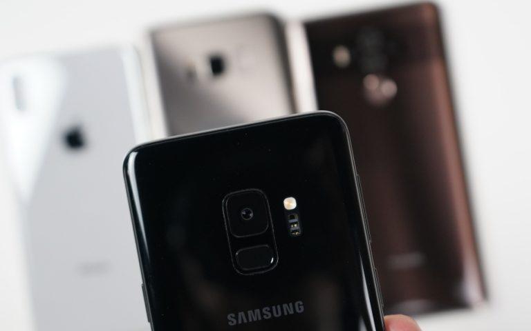 Smartphone camera comparison: Samsung Galaxy S9 vs iPhone X vs Huawei Mate 10 Pro vs S8+
