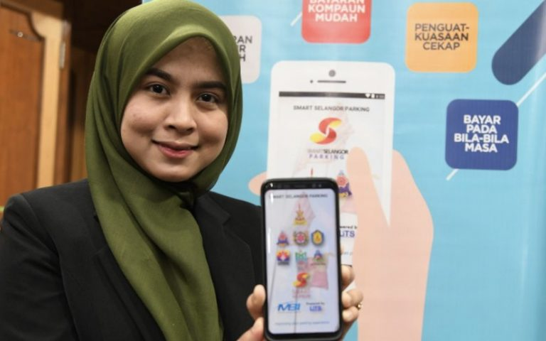 You can pay for MBPJ parking with your smartphone starting next month