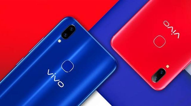 vivo V9 Limited Edition Red and Blue are now available for pre-order