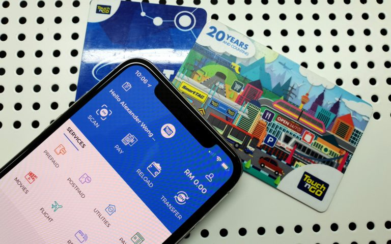 Touch n Go will let you pay for LRT rides with your smartphone
