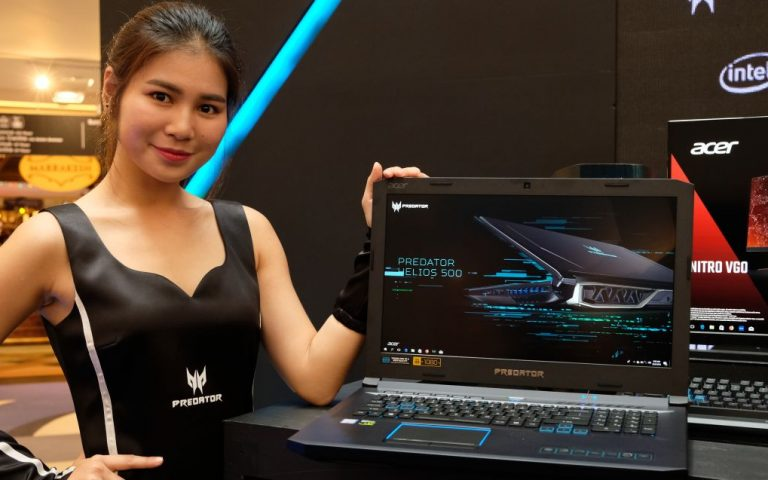 Acer's new gaming laptops are good for big and small budgets