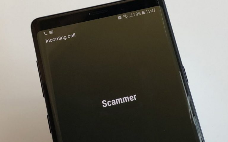Here are 3 tips from the police to protect yourself from being scammed