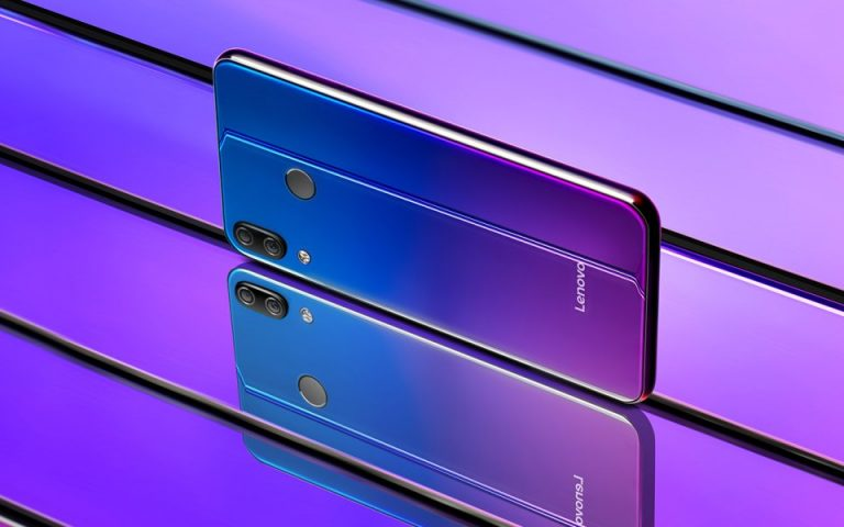 The Lenovo Z5 with a notched display is now on sale in Malaysia
