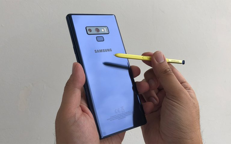 5 Reasons why you should get the Samsung Galaxy Note9 from Senheng and senQ