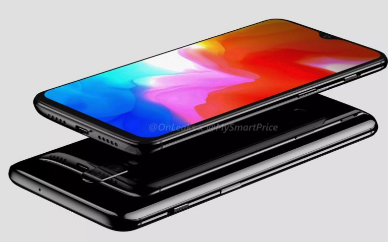 OnePlus 6T renders reveal a larger phone with no headphone jack