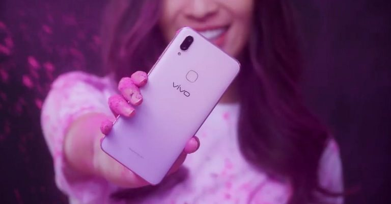 You can now pre-order the vivo V11i Fairy Pink edition
