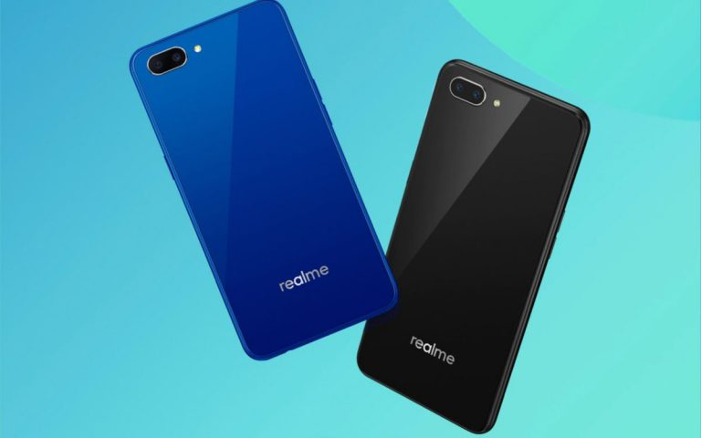 Get the Realme C1 for as low as RM1 this November 22 from Lazada