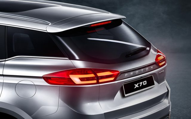 Locally-assembled Proton X70 2020 is launching on 12 Feb