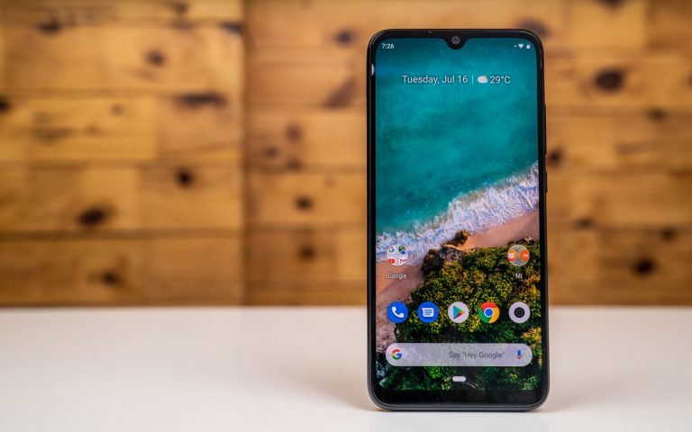 We got a Xiaomi Mi A3 and here are the full hardware details