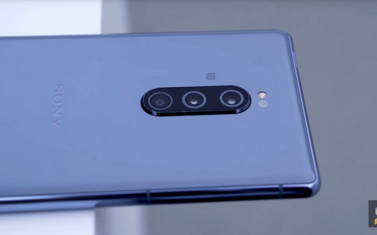Sony Xperia 1's camera is only as good as the Pocophone F1 according to DxOmark