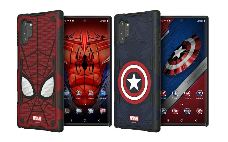 Samsung is releasing Marvel Smart Covers for the Galaxy Note 10 series