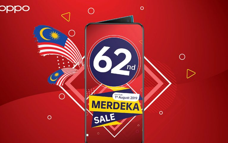 """Oppo having Merdeka promotion, tells customers: """"first-come, first-serve"""""""