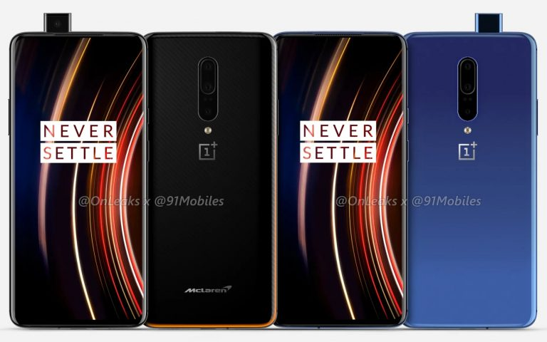 The OnePlus 7T with a 90Hz screen will launch on September 26