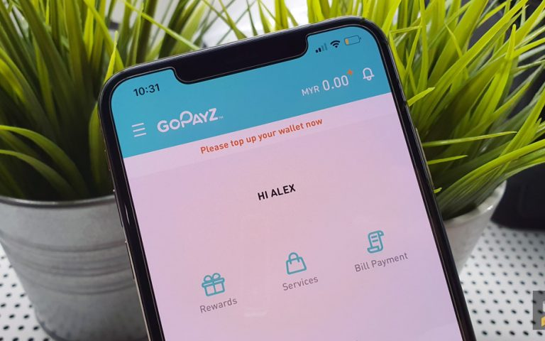 U Mobile's GoPayz eWallet has a number of hidden charges