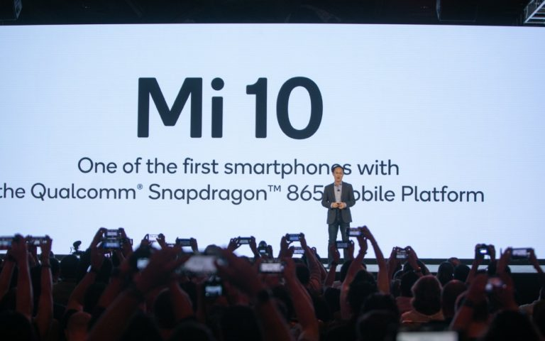 Xiaomi Mi 10 among the first smartphones to run on Snapdragon 865