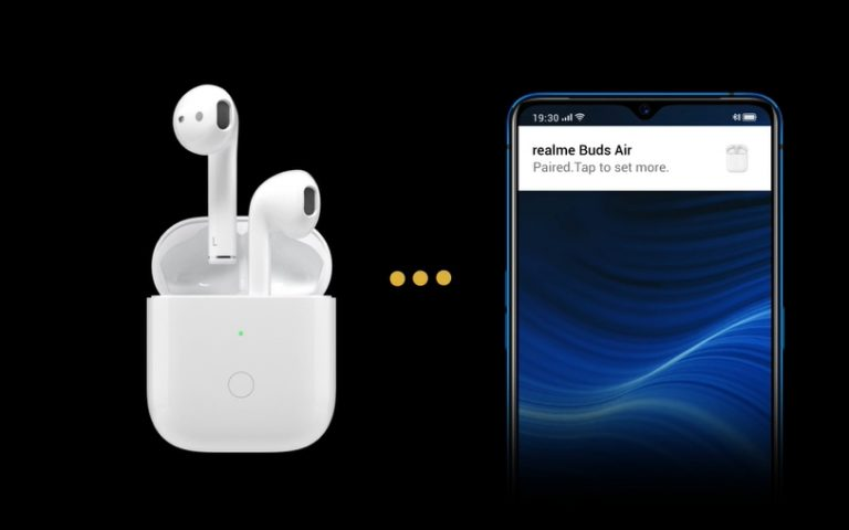 Realme Buds Air is coming to Malaysia very soon