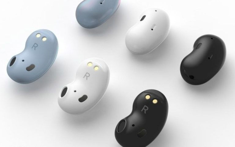 Samsung's answer to the AirPods could have a pretty unconventional look