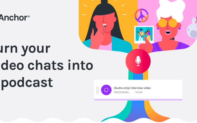 How to turn your video calls into ready-made podcasts