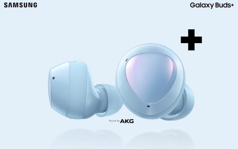 Samsung Galaxy Buds+ now available in Blue