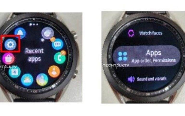 More images of Samsung's upcoming Galaxy Watch 3 have been leaked