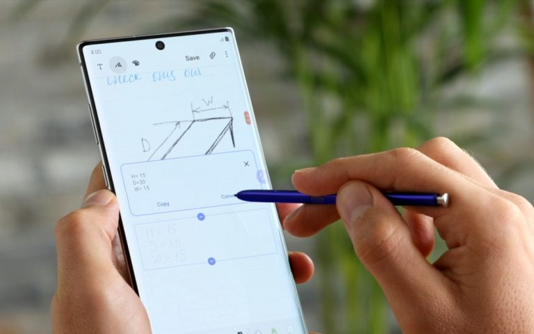 """Samsung Galaxy Note 20's S Pen appears to come with a """"laser pointer"""" feature"""