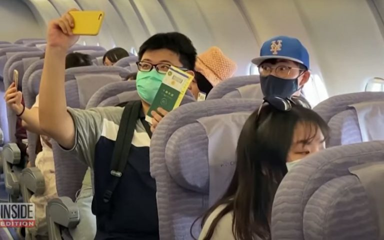 Taiwan offers fake flights for travel-hungry tourists—but the planes never leave the ground