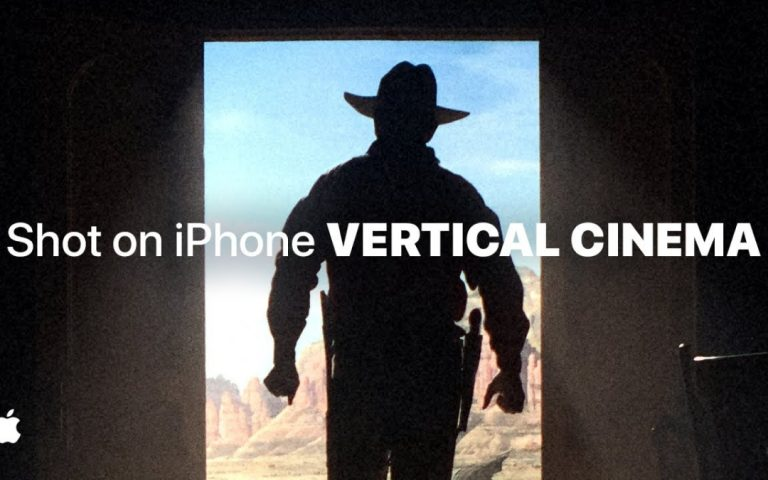 Apple shows off what the iPhone can do when shooting vertical videos