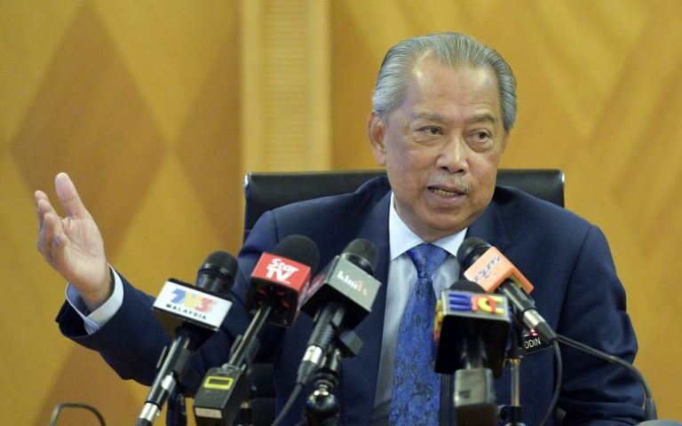 Muhyiddin: Cloud service providers to invest up to RM15b under MyDigital