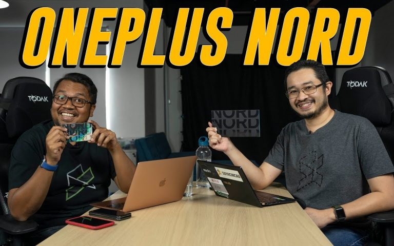 The OnePlus Nord | Let's Talk About #31