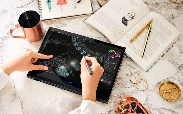 Asus ZenBook Flip S is the world's thinnest OLED convertible laptop, comes powered by Intel Tiger Lake chip