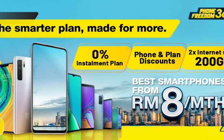 Digi PhoneFreedom 365: The smarter phone instalment plan that gives you more