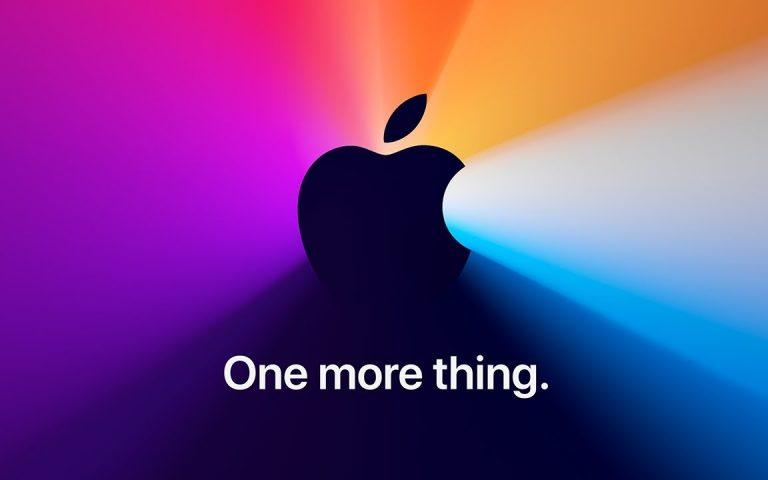 "Apple has ""One More Thing"" to announce next week. What could this be?"