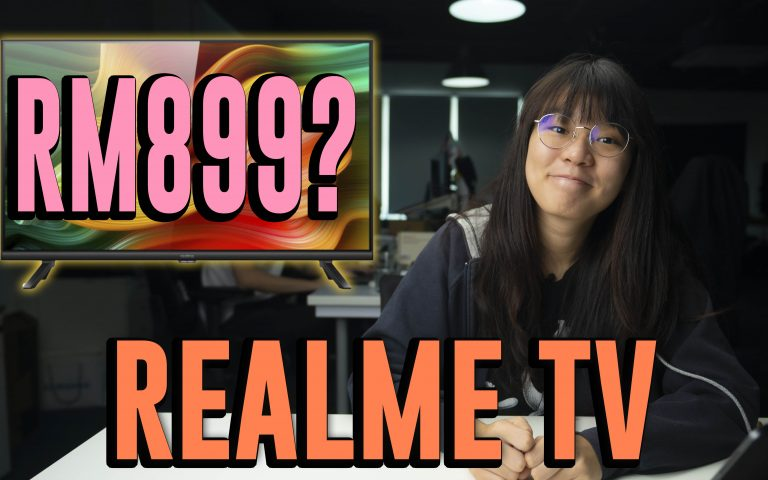 Realme TV with Android TV priced from RM899?! | ICYMI 443