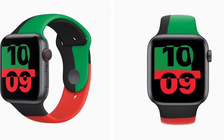 Apple launches limited edition Watch to support Black History Month