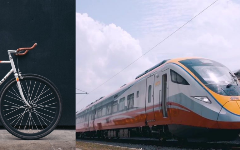 Survey: KTMB is asking the public for opinions on dedicated bicycle coaches for its trains