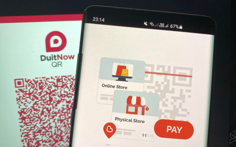 Boost now supports DuitNow QR payment
