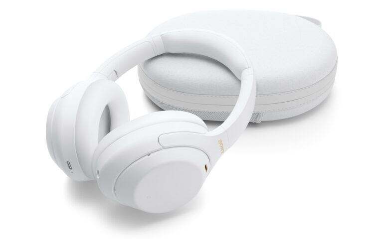 Sony introduces limited edition WH-1000XM4 ANC headphones in Silent White
