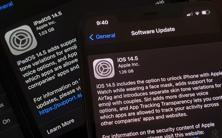 iOS 14.5 introduces controversial app tracking transparency