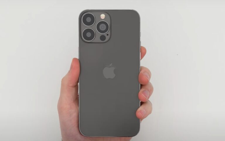 Video: The closest look at what the iPhone 13 Pro Max might look like