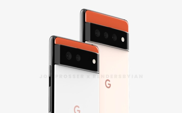 I like the Google Pixel 6 & 6 Pro's radical new design