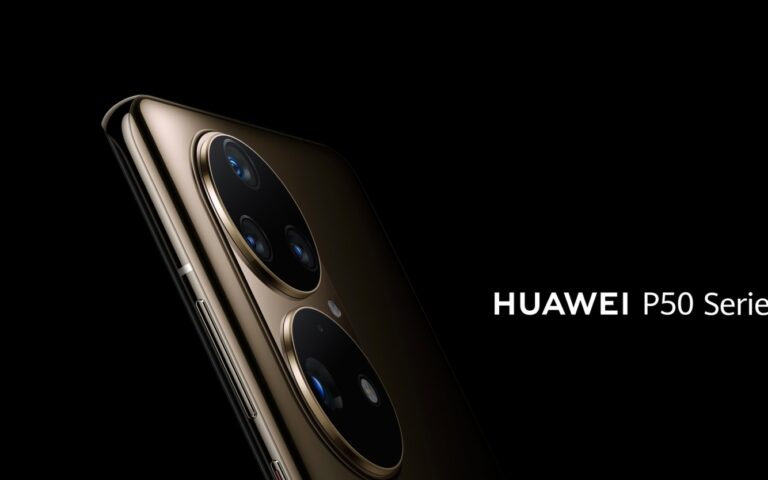 This is probably the clearest look at the Huawei P50