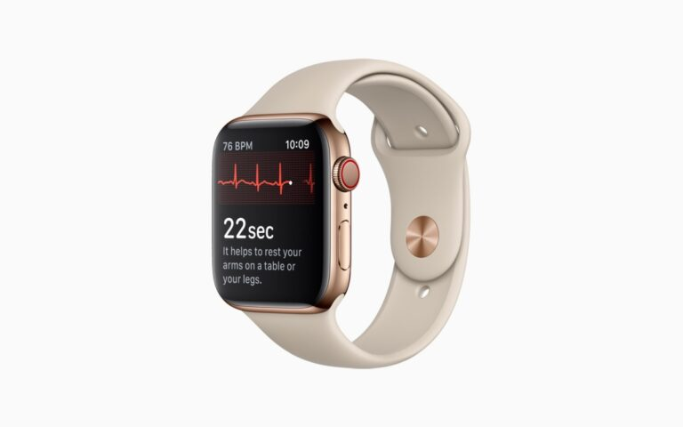 Apple Watch ECG feature will be enabled for Malaysia with watchOS 7.5 update