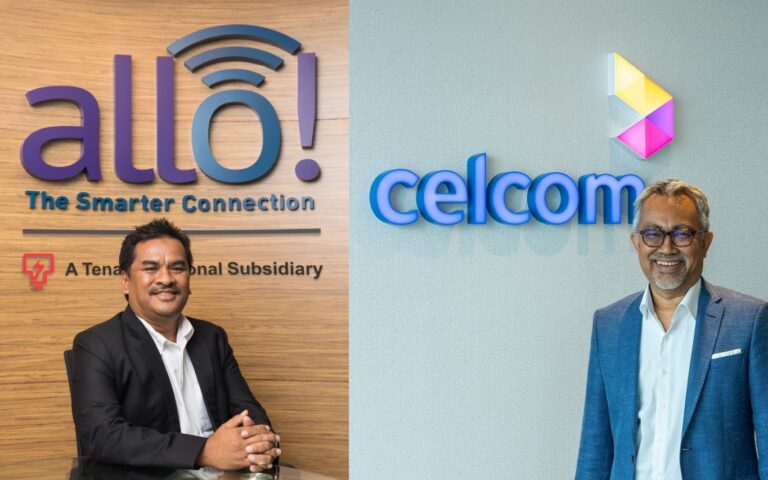 Celcom partners with TNB's Allo to expand its fibre broadband footprint