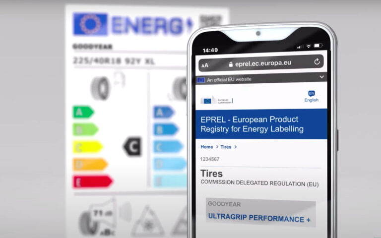 New EU tyre labels will tell users fuel efficiency, noise and safety upfront