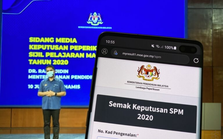 SPM 2020: How to check results and download result slips online