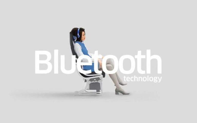 Finally, airlines are starting to support bluetooth headphones for in-flight entertainment