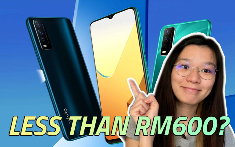 Vivo Y12A in Malaysia for less than RM600   ICYMI #521
