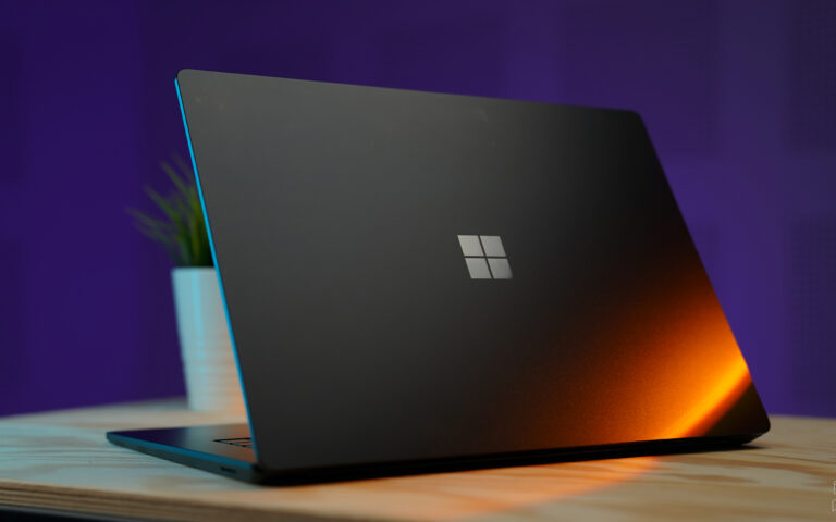 Microsoft Surface Laptop 4 first impressions: Looking like an outdated MacBook Pro