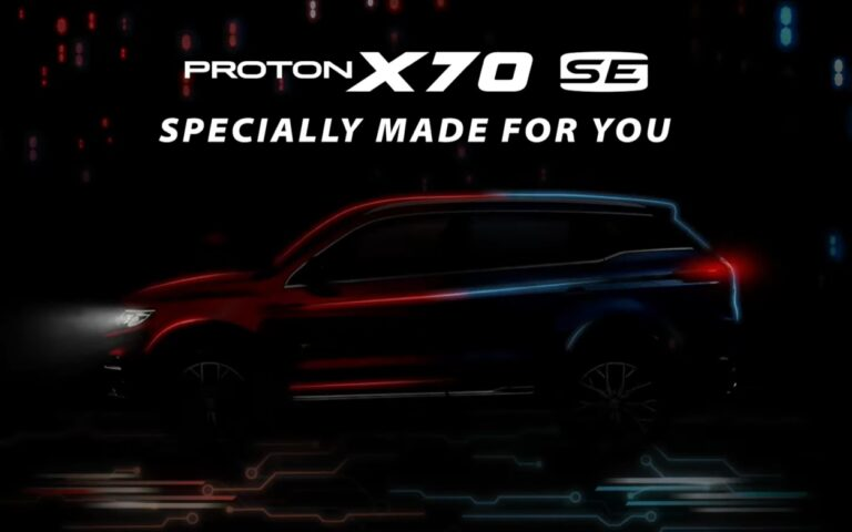 """Proton X70 Special Edition with """"enhanced features"""" launching this Thursday"""