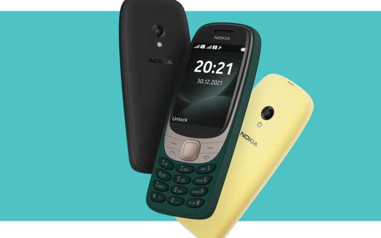 The iconic Nokia 6310 has been rebooted for 2021 but it doesn't even support 3G